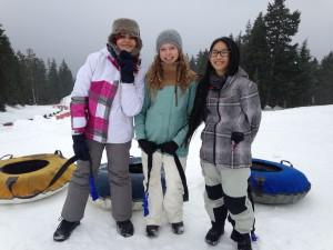 snow tube2