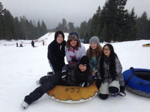 snow tube5