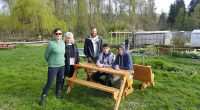 Keeping with the garden theme over the years Istep has constructed the Cariboo Garden Shed, the Cariboo 3 chamber composter, and now Mr. Crowe and hisstudents of Cariboo have donated […]