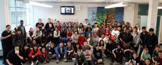 Another successful year of our Mentor in program has wrapped up! This amazing program in our Family of Schools sees grade 10-11's strategically paired up with an elementary aged buddies […]