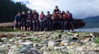 """ Our Outdoor Learning course just returned from their 4 day kayak adventure in the Sechelt Inlet. Although the weather was challenging at times, this group persevered through the rain […]"