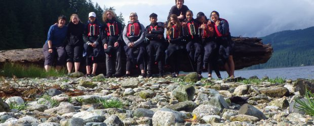 """"""" Our Outdoor Learning course just returned from their 4 day kayak adventure in the Sechelt Inlet. Although the weather was challenging at times, this group persevered through the rain […]"""