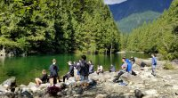 Our PHE 11/12 classes just got back from a very challenging trip into Golden Ears Provincial Park. Students rode bikes over 70 kilometres in two days, powering themselves up to […]