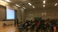 On Monday February 11th students in grades 8 to 10, along with the grade 6/7 students from both Armstrong and Second Street, had a school wide presentation by the Get […]